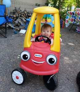 cozy coupe child toy